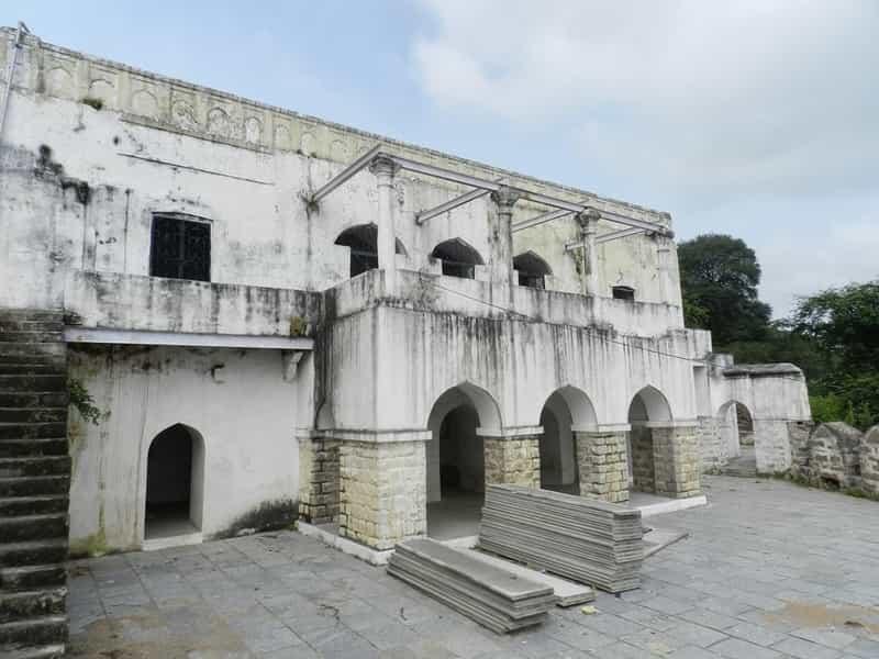 The Majestic Medak Fort
