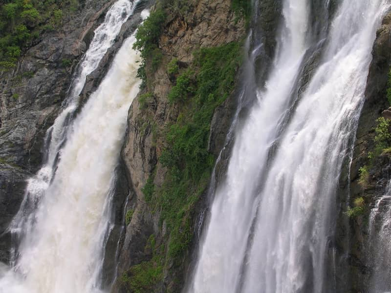 The Waterfalls at Shivasamudram