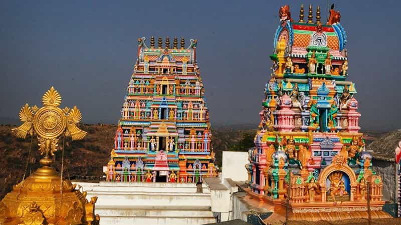 The Yadagirigutta Temple