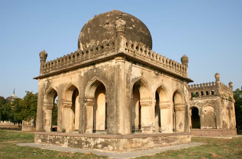 Tombs of the Qutub Shahi Dynasty