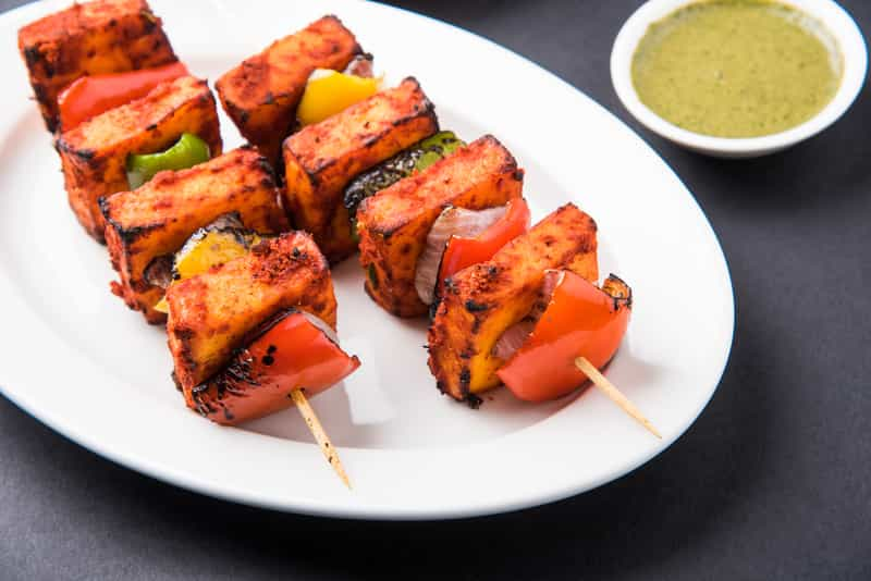 Try The Tandoori Tikka At Karma