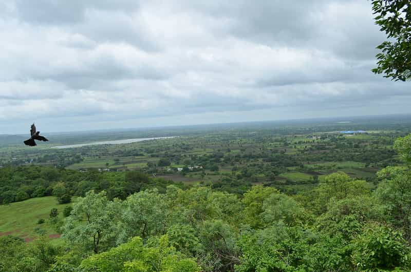 Visit the Ananthagiri Hills to escape the crowds