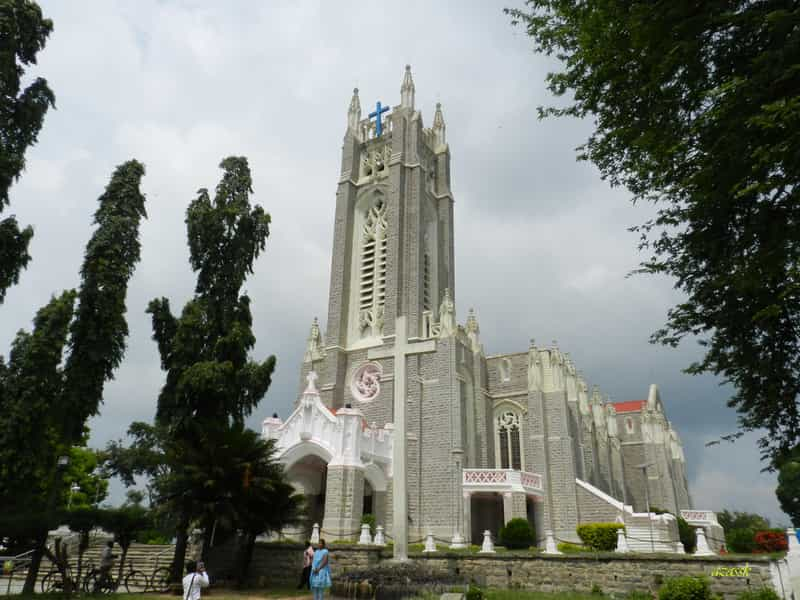 Visit the beautiful Medak Cathedral