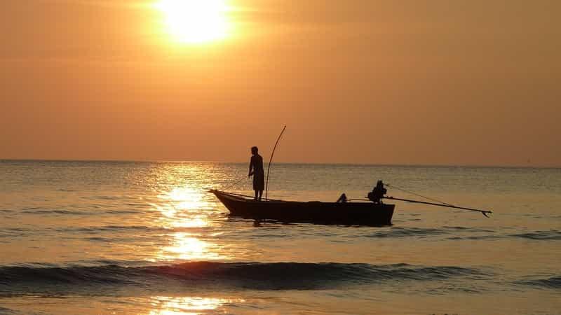 Enjoy Fishing on a Boat