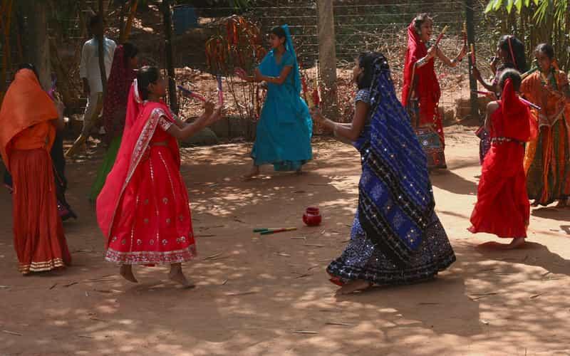 Folk Dance in Rajasthan