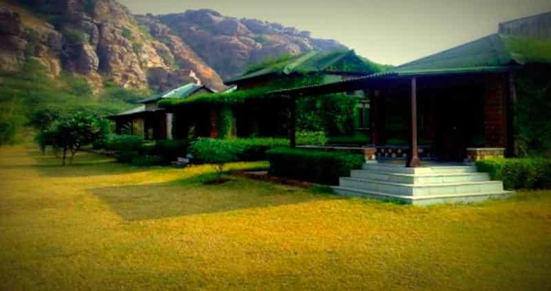 Wild Camp Dhauj