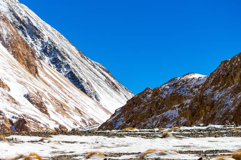 Winter in Ladakh