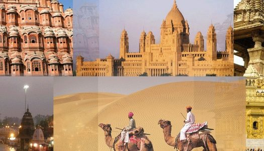 Top 7 Indian States Visited by Domestic Tourists