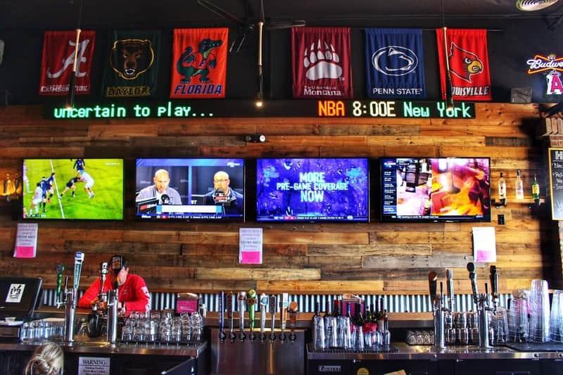 Score Sports bar