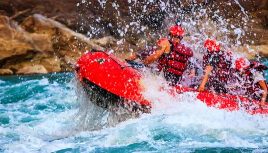 A Complete Guide to River Rafting In Rishikesh