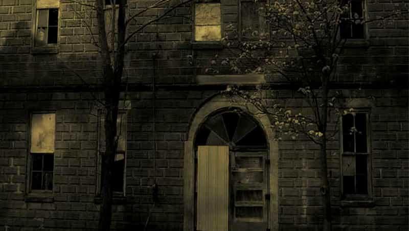 A haunted place in Mumbai
