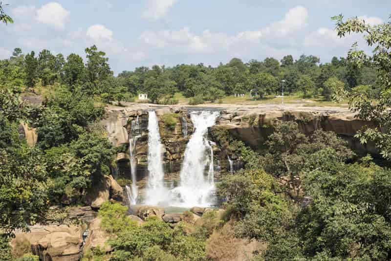 Amritdhara Falls, Koriya