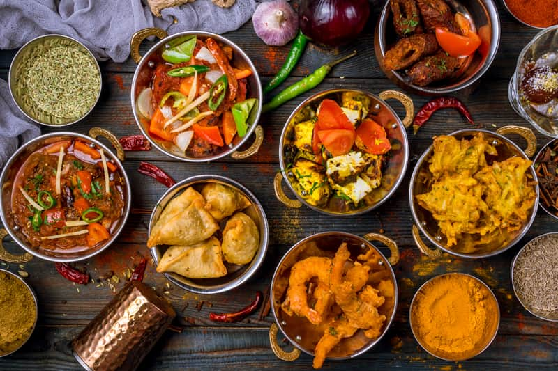 The food in Amritsar is worth the trip itself