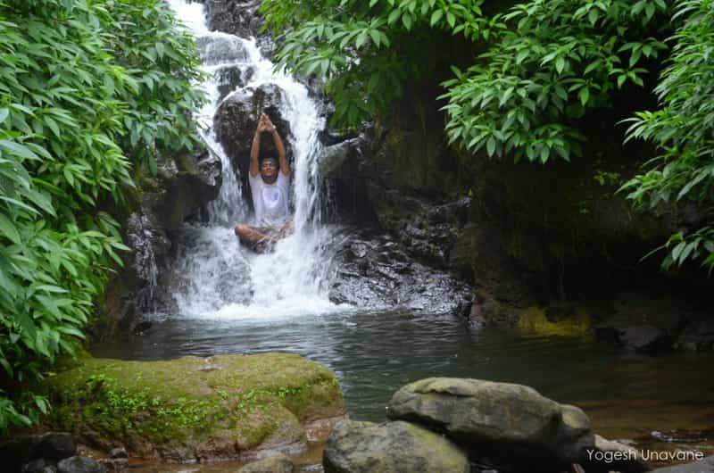 Andharban Waterfall