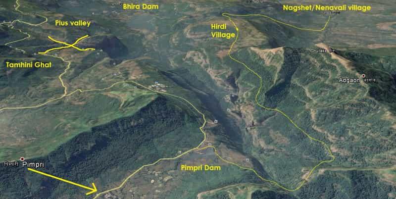 Andharban trail