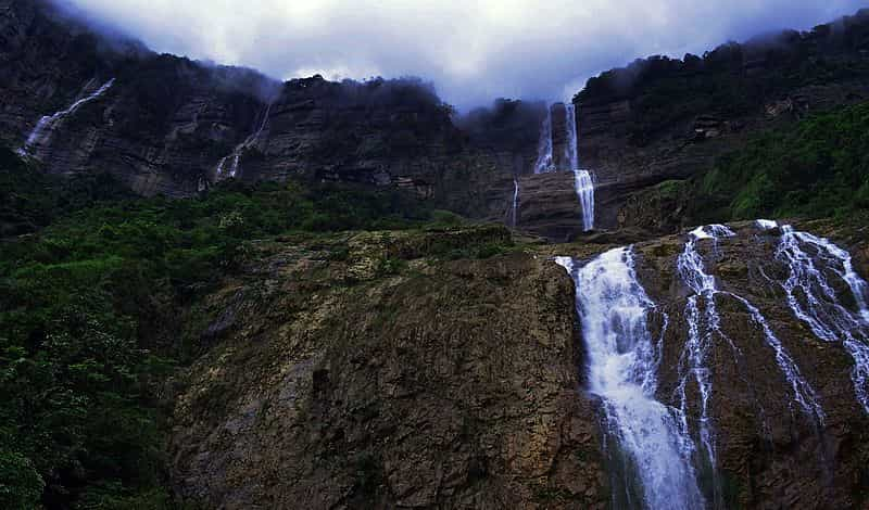 Another Beautiful Waterfall in Meghalaya