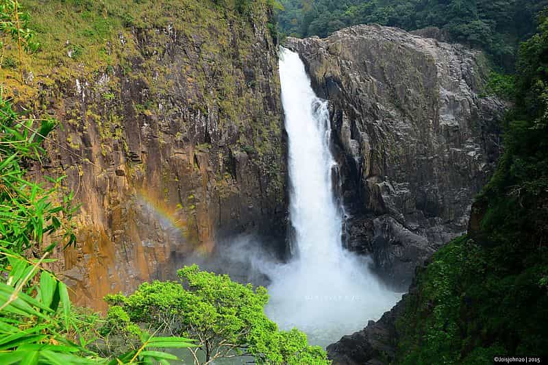 Another Gem in Meghalaya's Tourist Attractions, the Langshiang Falls