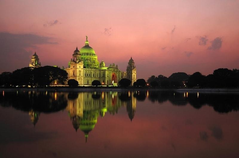 Architectural beauty of Kolkata