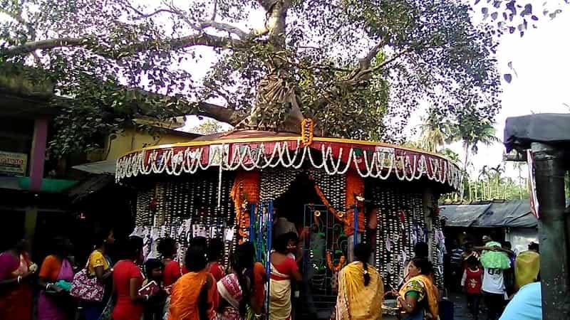 Boro Kachari Temple