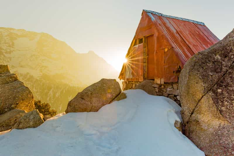 Cabin in Triund