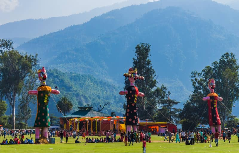 Dussehra celebrated in Chamba