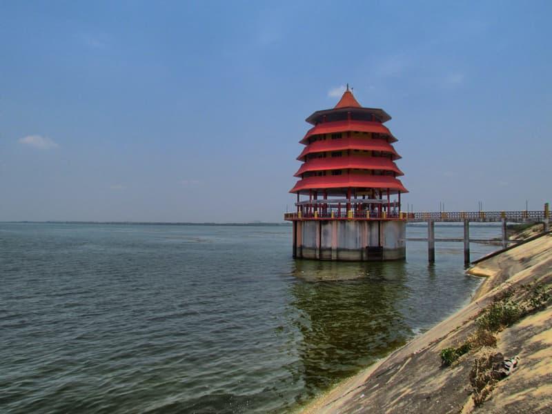 Chembarambakkam Lake