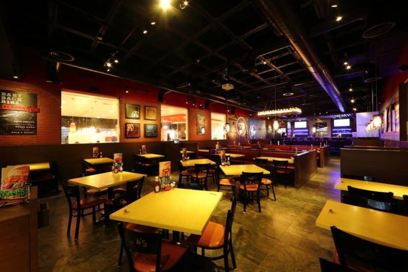Chilli's American Grill & Bar