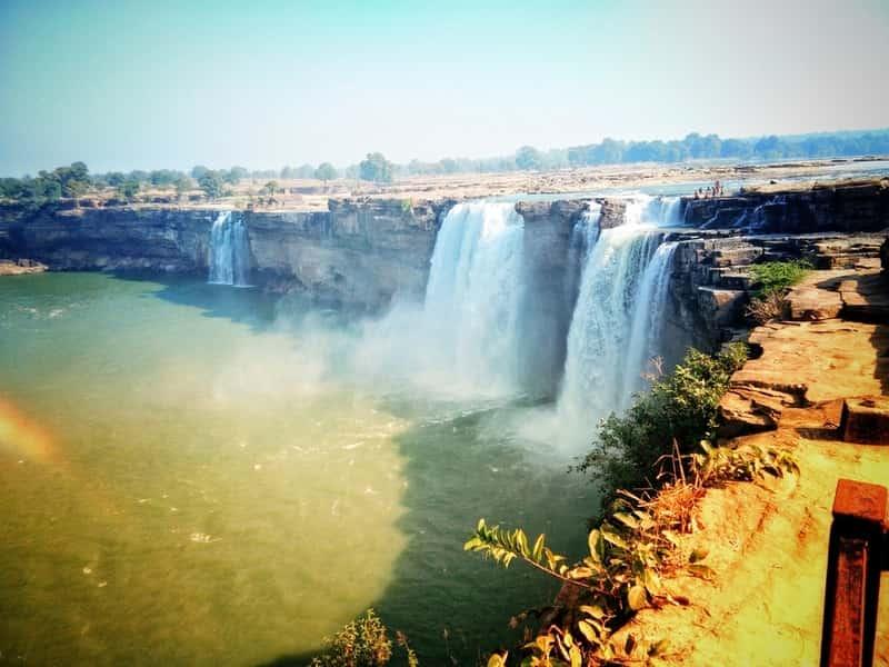 Chitrakoot Falls, Tiratha