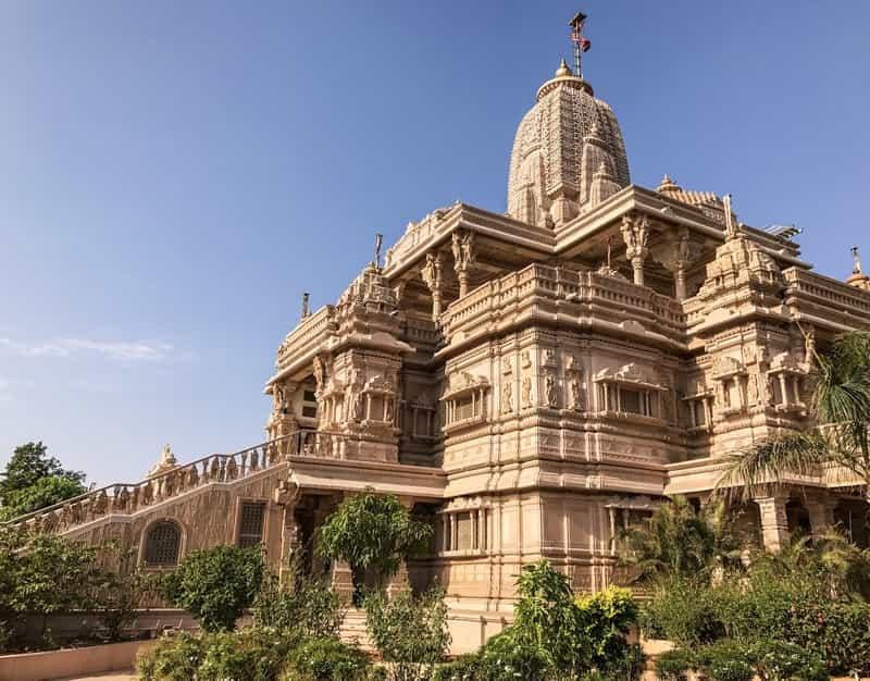 Dharmachakra Jain Temple Complex at Nashik