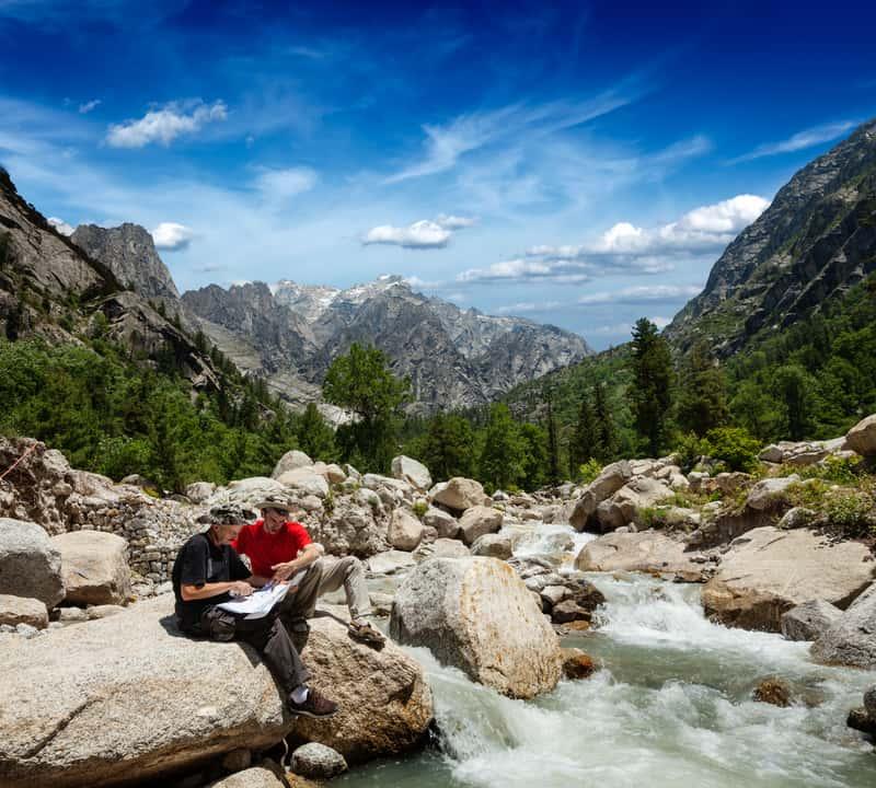 Go trekking in the amazing Himachal hills