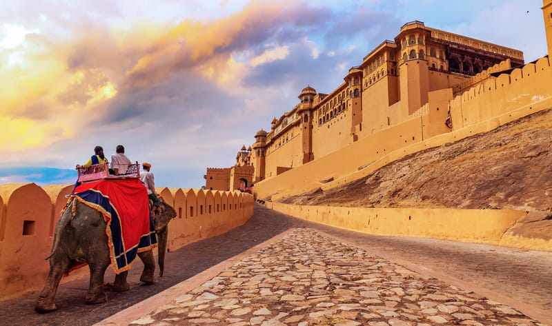Jaipur is the largest state in Rajasthan