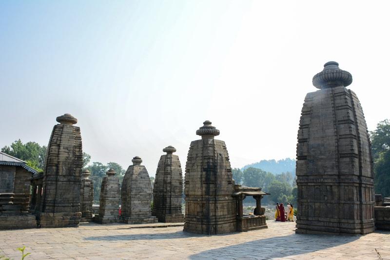 Temple at Kasauli