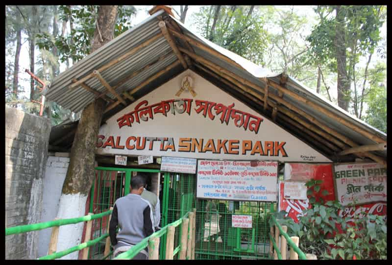 Kolkata Snake Park