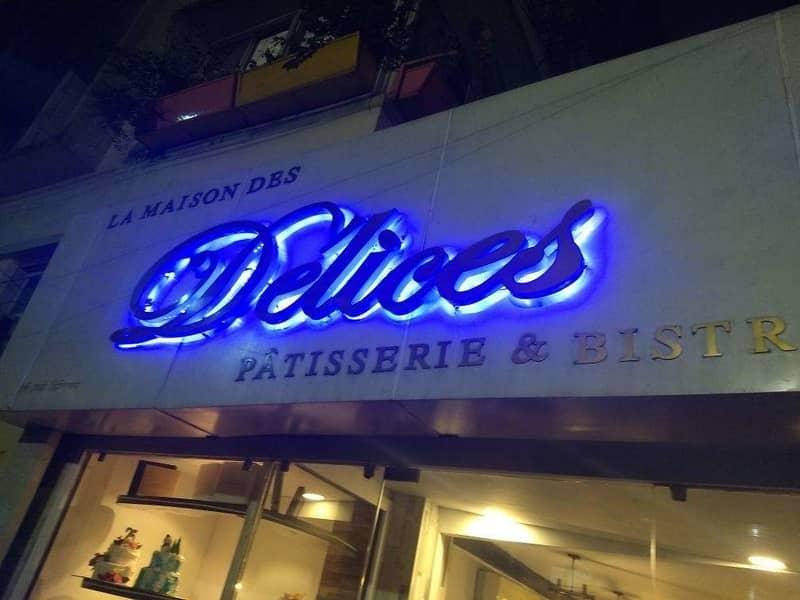 La Maison Des Délices – Pâtisserie & Bistro