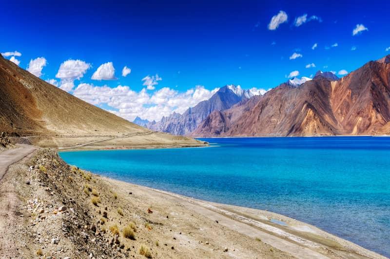 Leh Ladakh has some of India's best landscapes