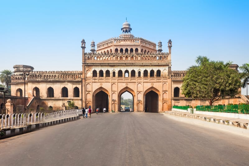 Lucknow has an old world charm