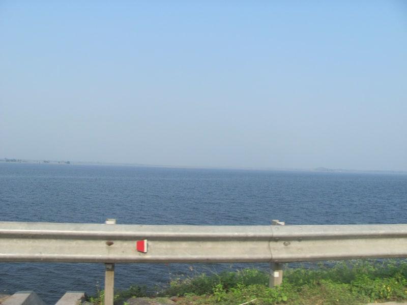 Madurantakam Lake