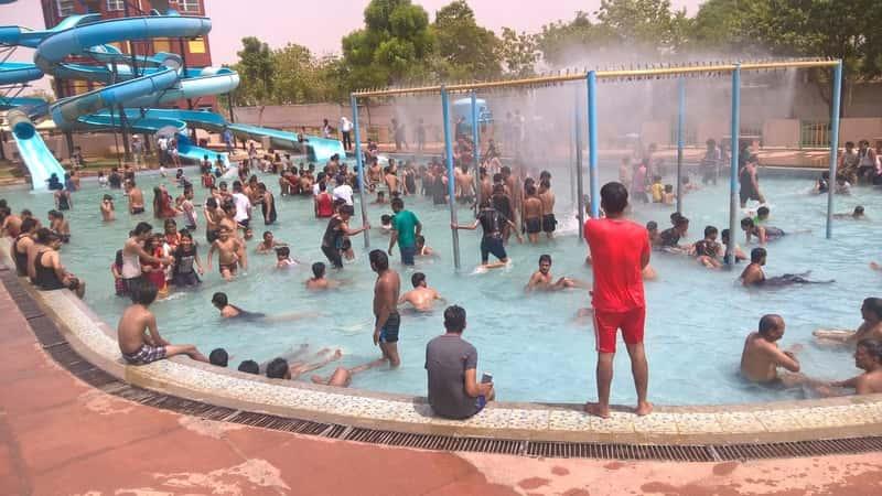 Mauj Mahal Water Park and Fun Resort
