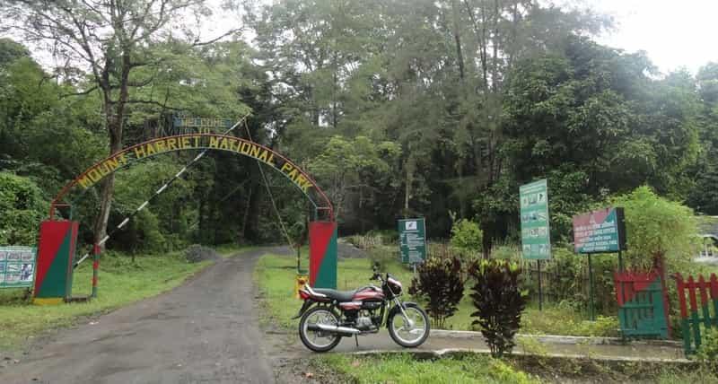 Mount Harriet National Park