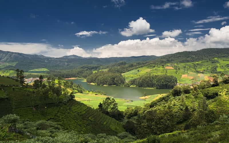 Nilgiris Green Lake