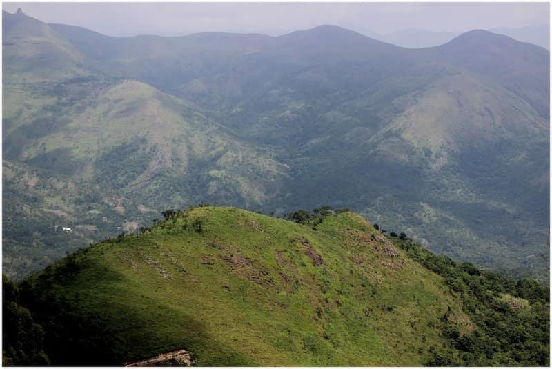 Perumal Peak