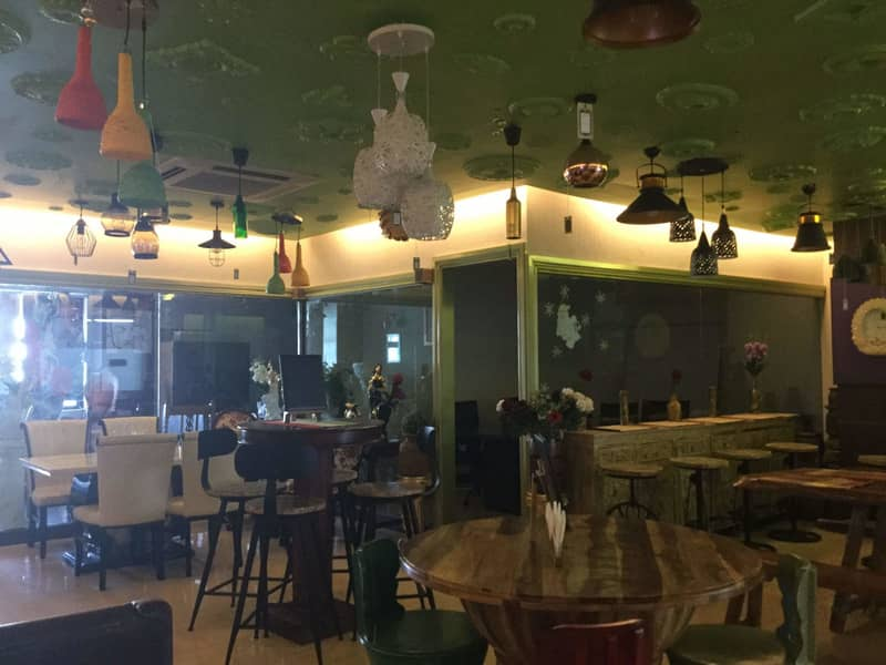 Poppin Cafe