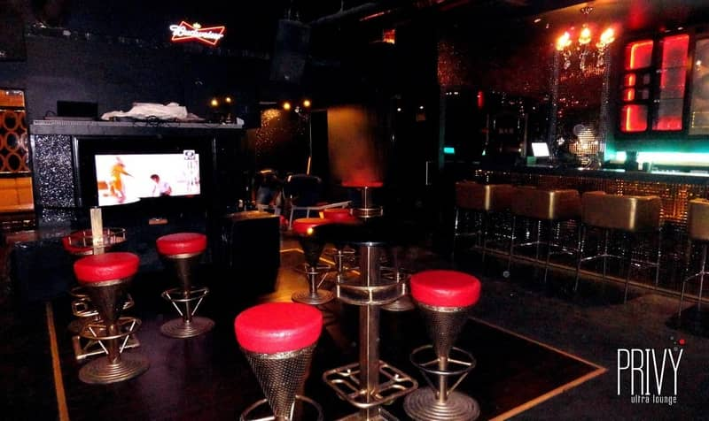 Privy Ultra Lounge
