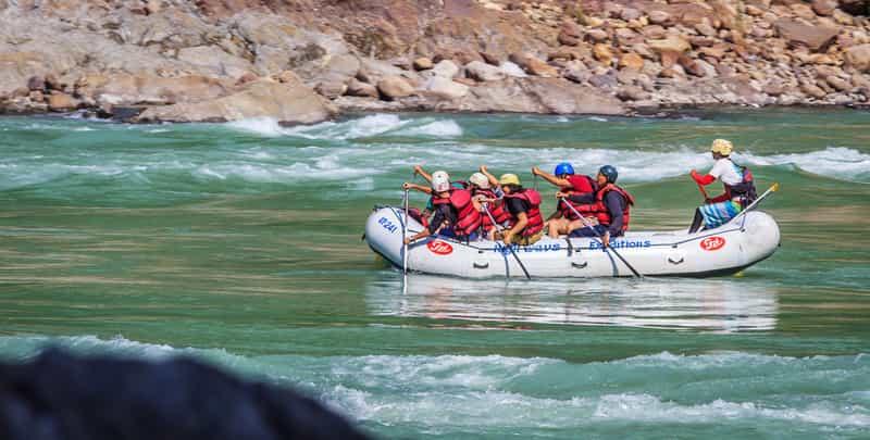 Rafting in Dandeli