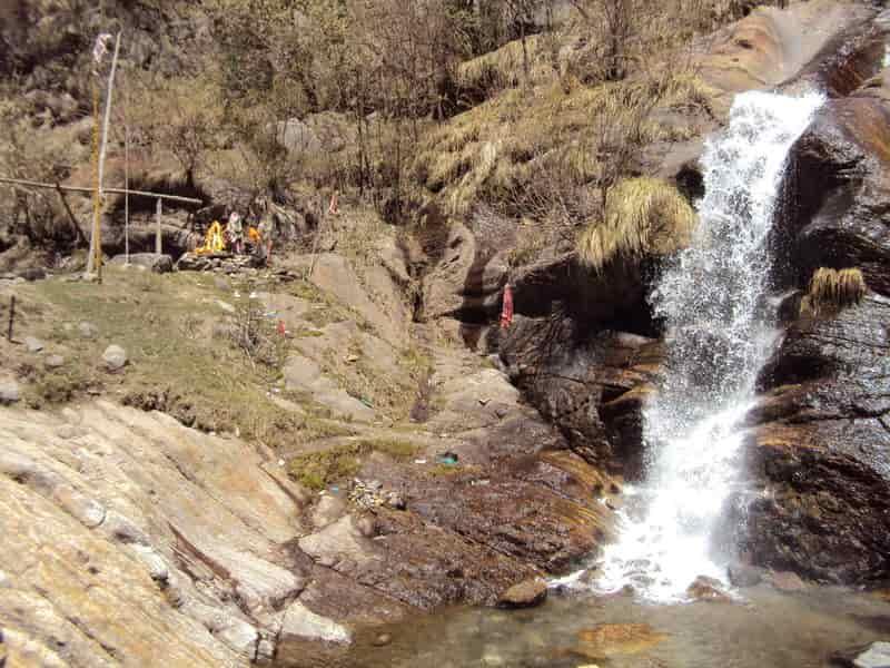 Rudra Nag Falls, Parvati Valley