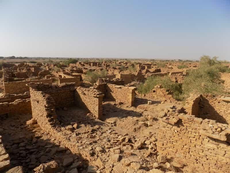 Ruins of the Kuldhara Village