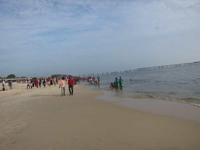Sagar Island Beach