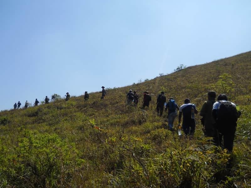 Tadiyandamol Peak