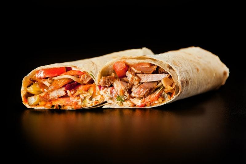 Tempting Shawarma Rolls