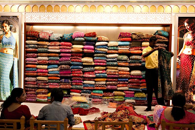 Textiles of Surat